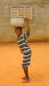 A Granpopo (Bénin)