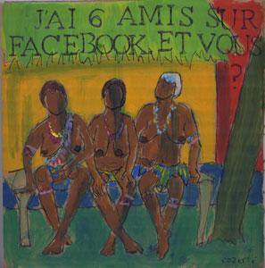 Survivants de la tribu Akuntsu, Brésil