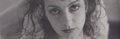Pascale Ogier à Paris en 1981