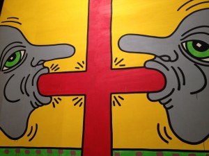 Keith Haring (détail)