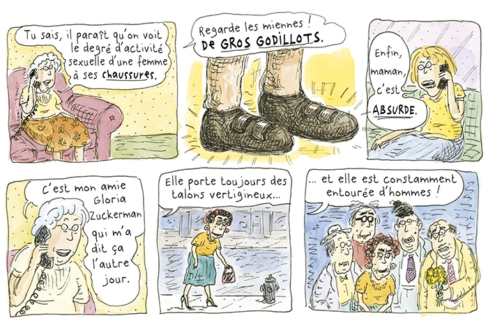 dessin illustration en soins palliatifs